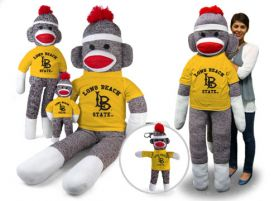 CSULB Sock Monkey