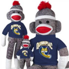 Quinnipiac Sock Monkey