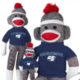 Georgia Southern Sock Monkey