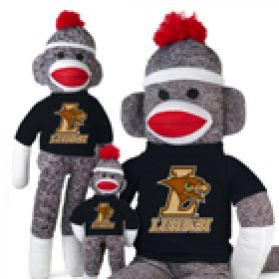 Lehigh Sock Monkey