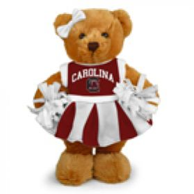 South Carolina Cheerleader Bear
