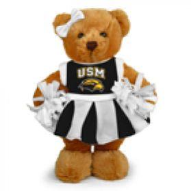 So. Mississippi Cheerleader Bear