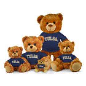 Tulsa Jersey Bear