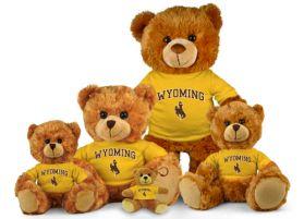 Wyoming Jersey Bear