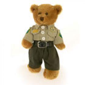 L.A. County Sheriff Bear