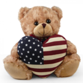 American Pillow Bear - 11