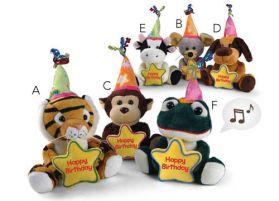 Happy Birthday Animals w/ Sound