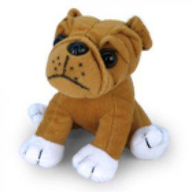 Sitting Bulldog (8