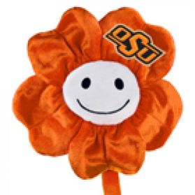 Oklahoma State Happy Flower 20in