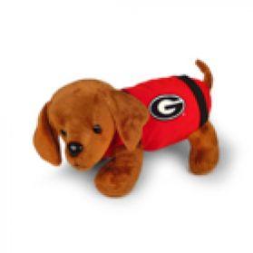 Georgia Football Dog 11in