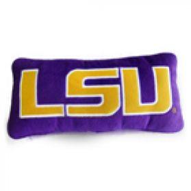 LSU Logo Pillow 11in