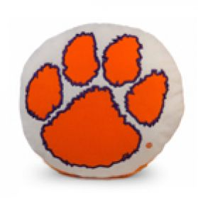 Clemson Logo Pillow