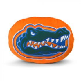 Florida Logo Pillow 11in
