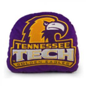 Tennessee Tech Logo Pillow