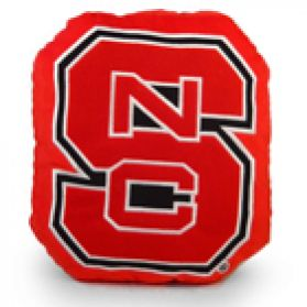 North Carolina State Logo Pillow 11in