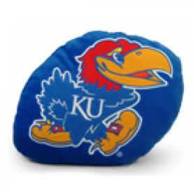 Kansas Logo Pillow