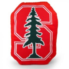 Stanford Logo Pillow 11in