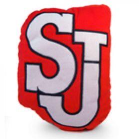 St. John's Logo Pillow