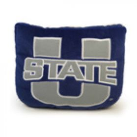 Utah State Logo Pillow