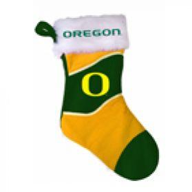 Oregon Holiday Stocking