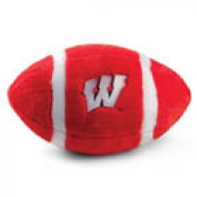 Wisconsin Plush Football