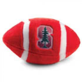 Stanford Plush Football 11in