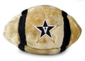 Vanderbilt Plush Football (11