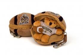 UCF Football Keychain