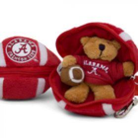 Alabama Football Keychain