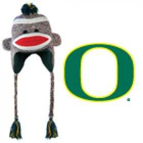 Oregon Sock Monkey - Hat