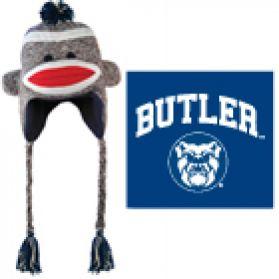 Butler Sock Monkey - Hat