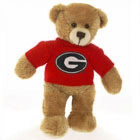 Georgia Sweater Bear