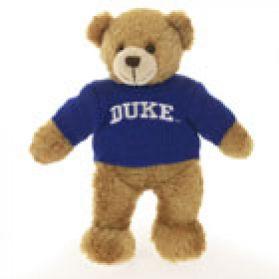 Duke Sweater Bear