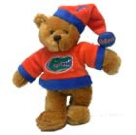 Florida Holiday Bear w/Basketball Hat