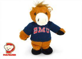 SMU Sweater Horse