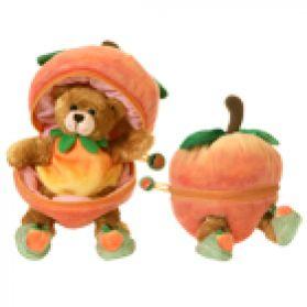Peach Bear  (8