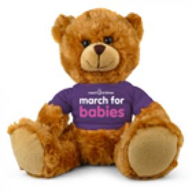 March For Babies Bear