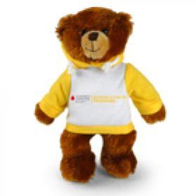 School & Youth Hoodie Bear