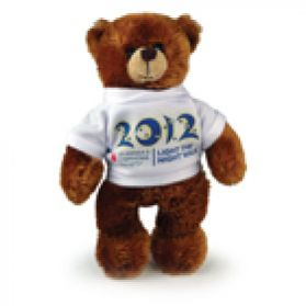 2012 Light the Night Walk Bear