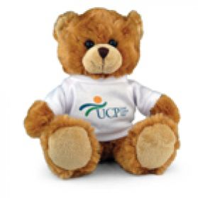 UCP Logo Bear