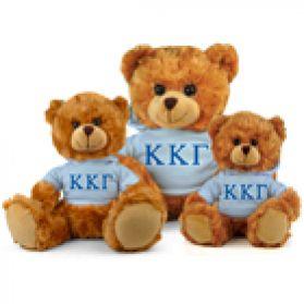 Kappa Kappa Gamma Hoodie Bear