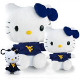 West Virginia Hello Kitty