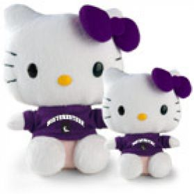 Northwestern Hello Kitty