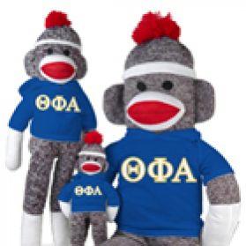 Theta Phi Alpha Sock Monkey