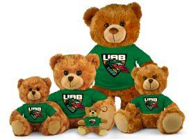 Alabama Birmingham Jersey Bear