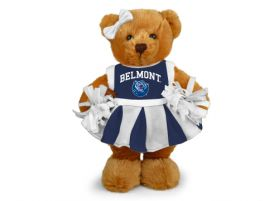 Belmont Cheerleader Bear 8