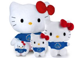 Boise State Hello Kitty