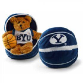 BYU Zipper Basketball