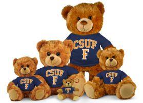 Cal State Fullerton Jersey Bear