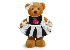 Central Missouri Cheerleader Bear